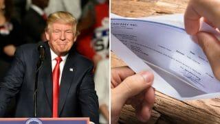 Trump Economy Paychecks