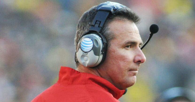 Ohio State football coach Urban Meyer in 2013.