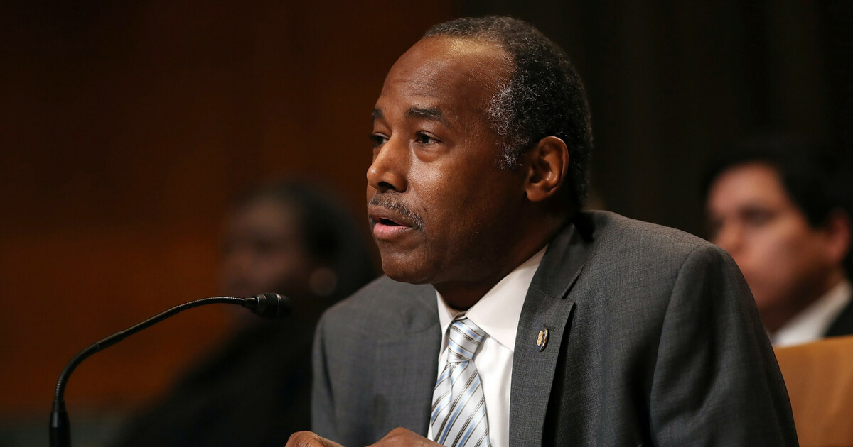 Ben Carson's HUD Launches Serious Investigation of Facebook