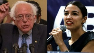 Bernie Sanders/Ocasio-Cortez