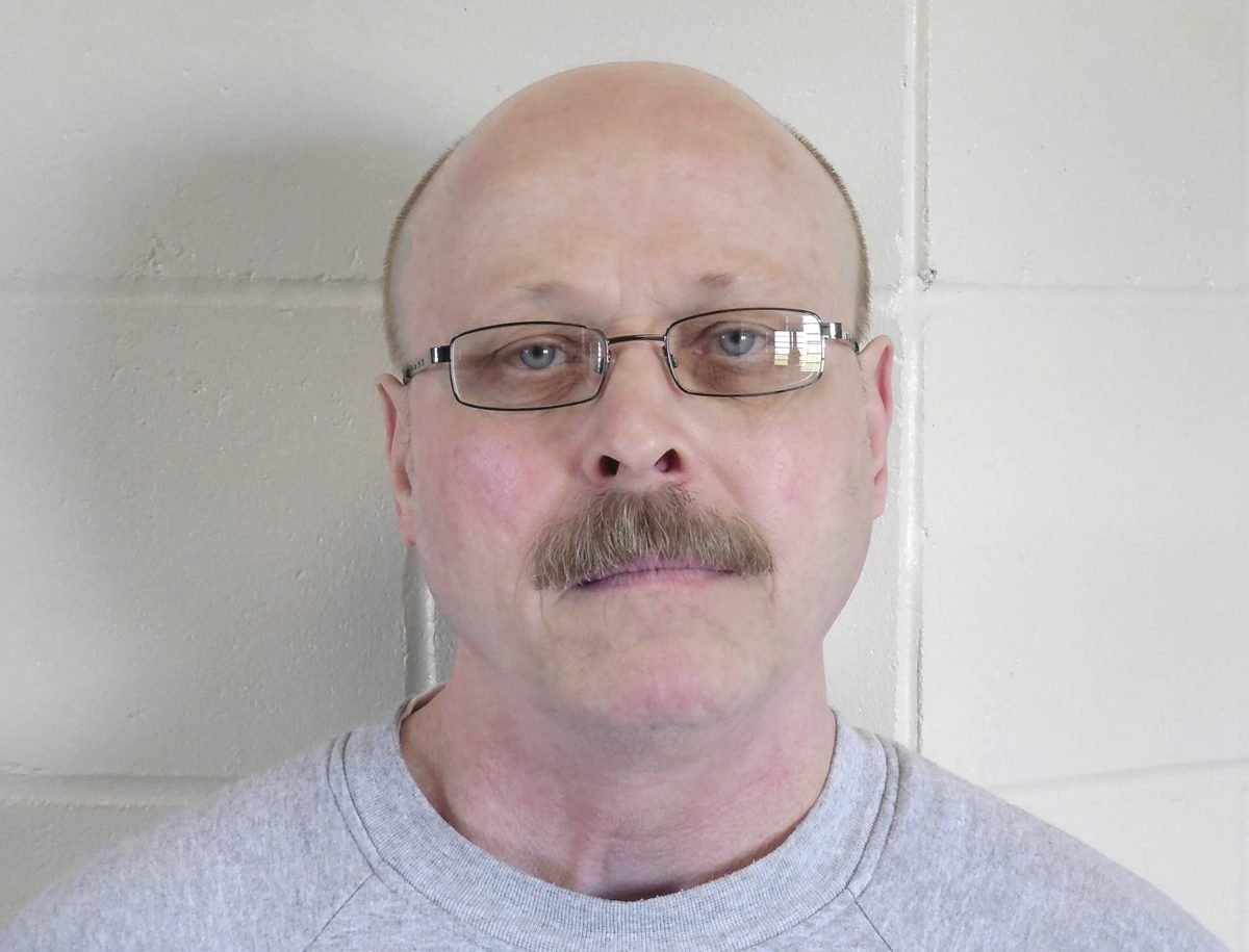 This file photo provided by the Nebraska Department of Correctional Services shows death-row inmate Carey Dean Moore.