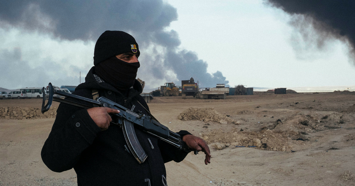 ISIS Attack on US-Led Coalition Base That Houses Americans Fails