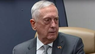 James Mattis interview