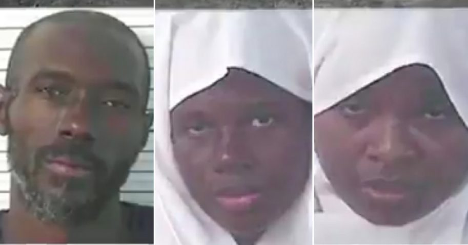 New Mexico compound suspect mug shots