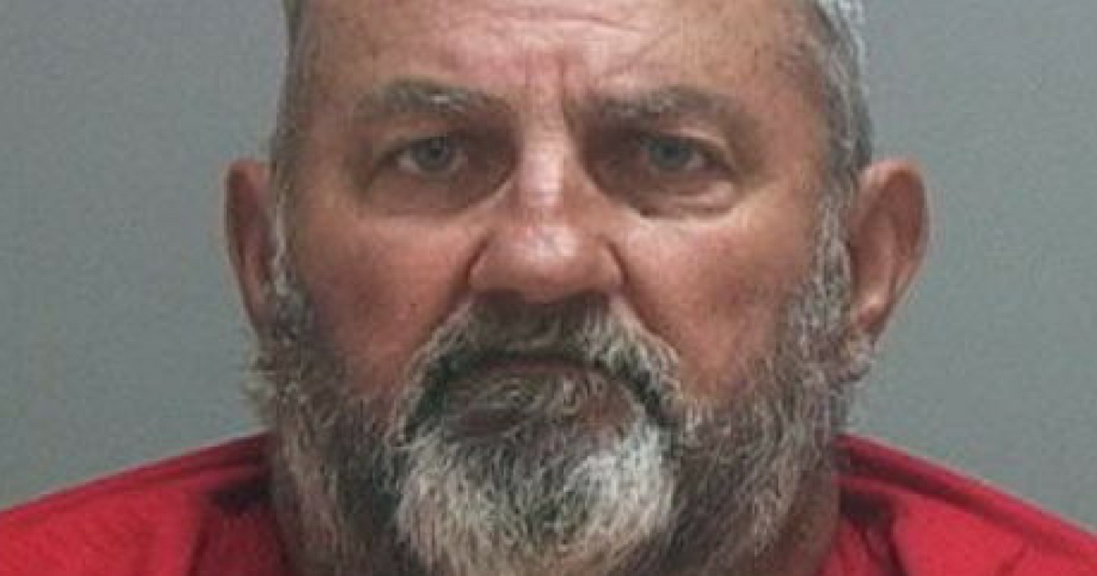 """This photo provided by the Salt Lake County Sheriffs Office shows Kevin Wayne Billings. Authorities say Billings, a 64-year-old Utah man shot and killed a code-enforcement officer, torched her truck and set a fire that destroyed the home next door. Jail documents released Friday, Aug. 10, 2018, state Billings said the officer working a routine follow-up call """"got what she deserved"""" after """"years of harassment."""