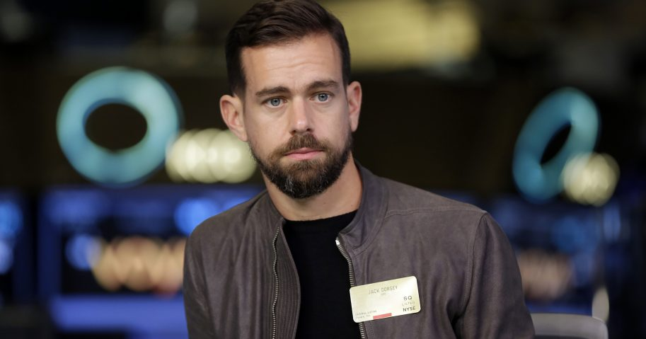 Twitter CEO Jack Dorsey pictured in a 2015 file photo.