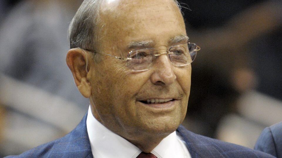 Richard DeVos, Orlando Magic owner and Amway Inc. co-founder