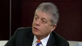 Fox News senior judicial analyst Judge Andrew Napolitano.