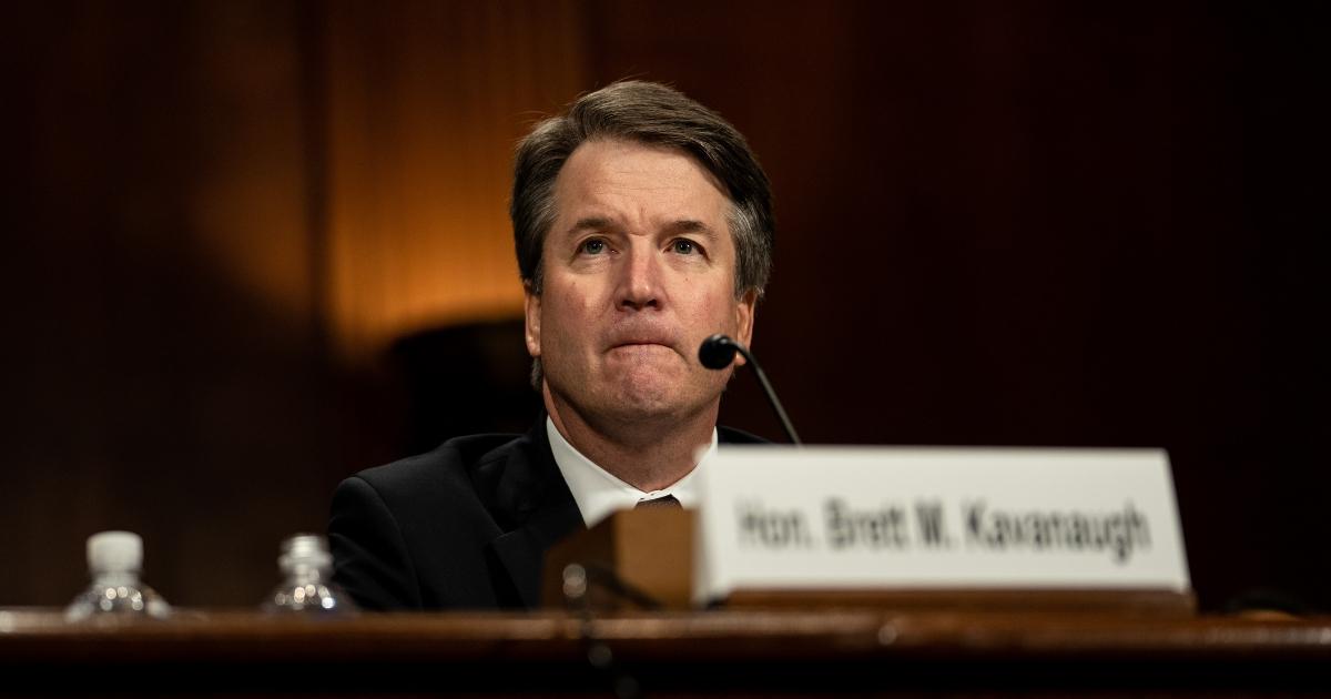 Judge Brett M. Kavanaugh testified in front of the Senate Judiciary committee regarding sexual assault allegations at the Dirksen Senate Office Building on Capitol Hill Thursday, Sept. 27, 2018.