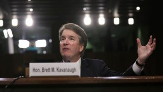 Brett Kavanaugh Speaking