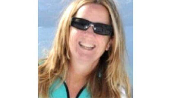Christine Blasey Ford head shot.