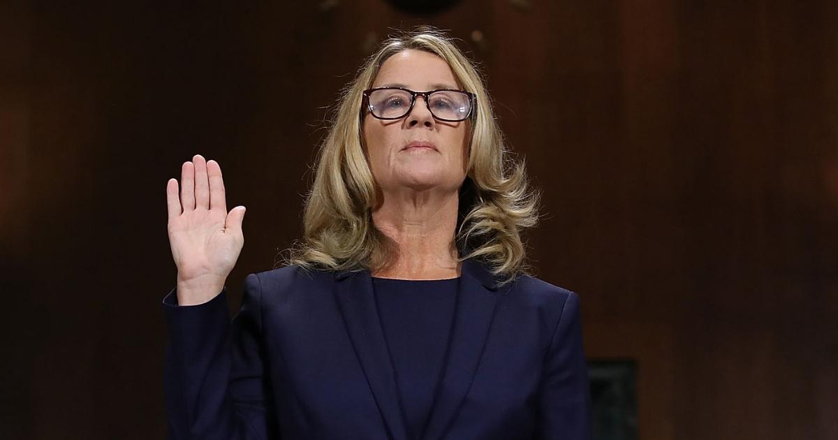 Christine Ford Testifies