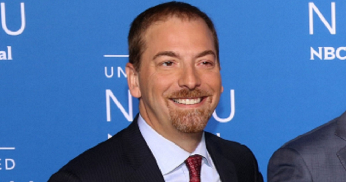 NBC's Chuck Todd Blames Fox News, Rush Limbaugh, Drudge for Mainstream Media Woes