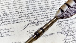 Constitution Signatures