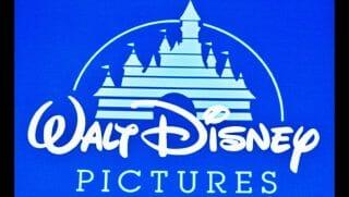 Walt Disney castle logo.