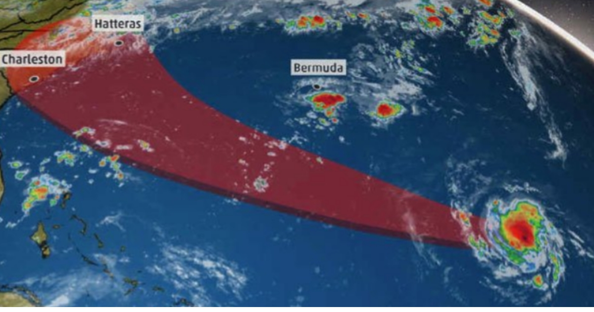 Tropical Storm Florence is expected to be upgraded to a hurricane that will impact the East Coast of the U.S. later this week.