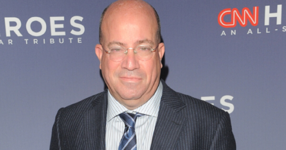 CNN President Jeff Zucker is shown at a network event in Detroit in 2017.