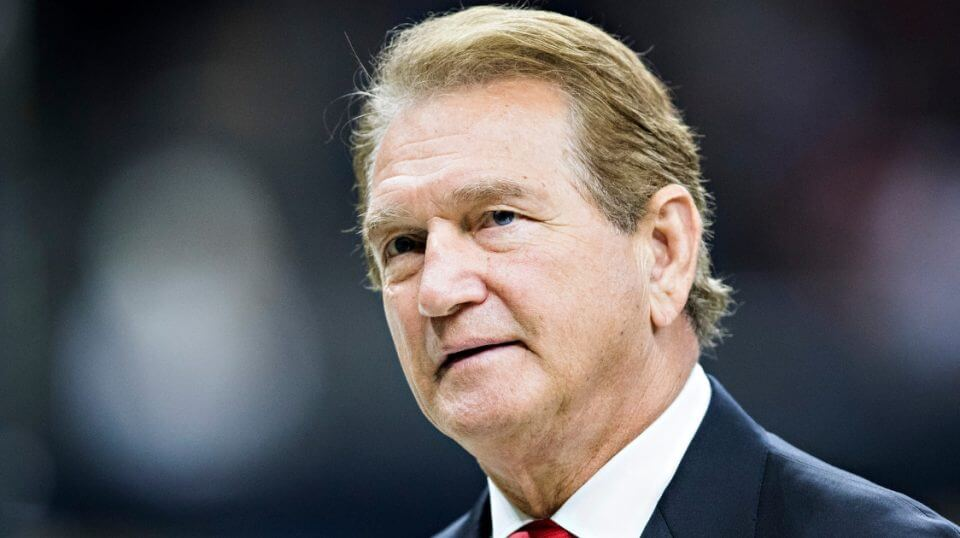 Former Washington Redskins quarterback Joe Theismann in 2017.