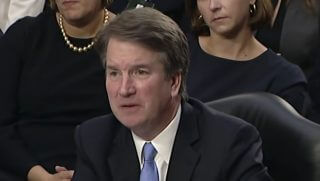 Judge Brett Kavanaugh spoke during the second day of his confirmation hearings to become the next Supreme Court justice.
