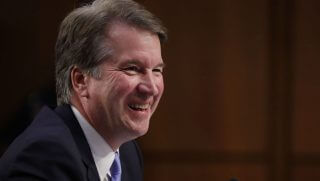Kavanaugh Laughing