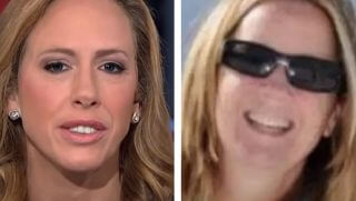 The Wall Street Journal's Kimberley Strassel, left, and Christine Blaney Ford, right.