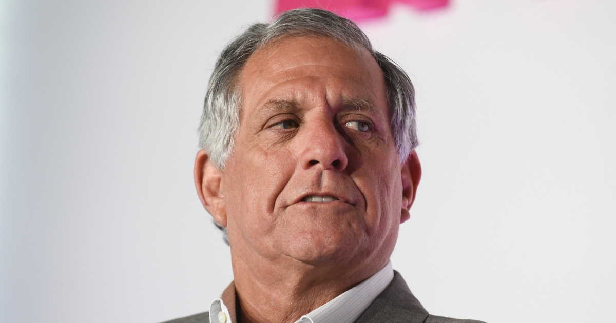 Leslie Moonves, former CEO of CBS Corp.