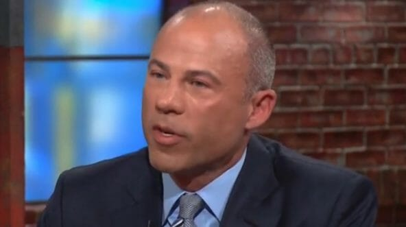 Attorney Michael Avenatti is accused in a lawsuit of leaking details of a private legal settlement.