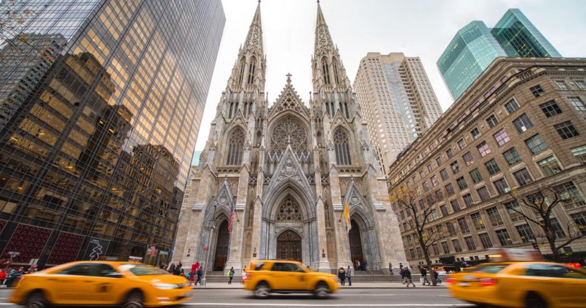 New York Catholic Church