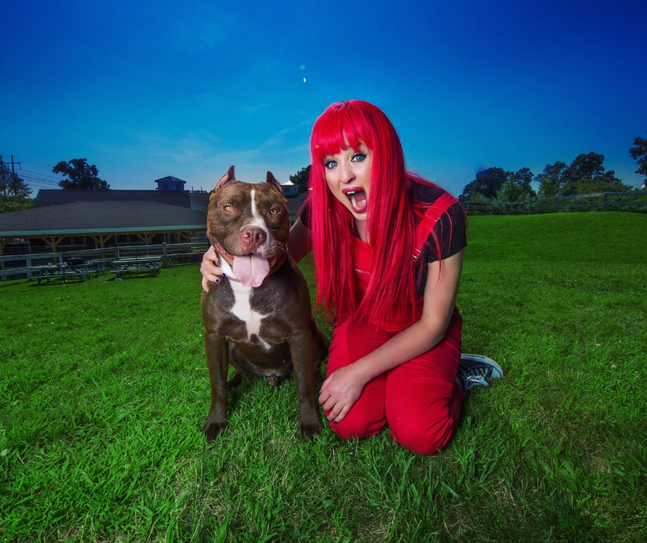 Kaylee Greer of Dog Breath Photography & Nat Geo WILD's new show 'Pupparazzi'