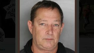 The mugshot of Roy Charles Waller, 58, who has been arrested for allegedly raping at least 10 women in Northern California over a 15-year period.
