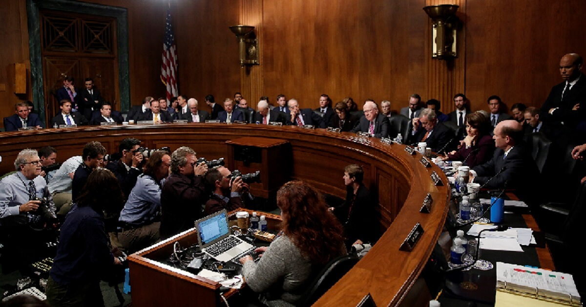 The Senate Judiciary Committee meets Friday just before sending the cofirmation of Supreme Court nominee Brett Kavanaugh to the full Senate, with the stipulation that the FBI have one week to investigate accusations against the judge.