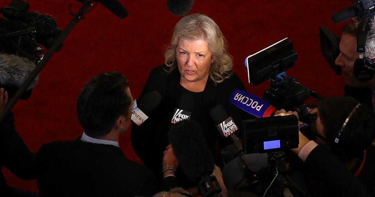 Juanita Broaddrick Skewers Hillary Clinton for Hypocrisy on Kavanaugh Allegations - 'The IRONY'