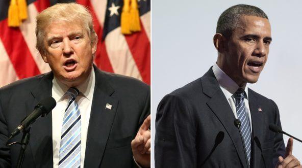 Trump/Obama
