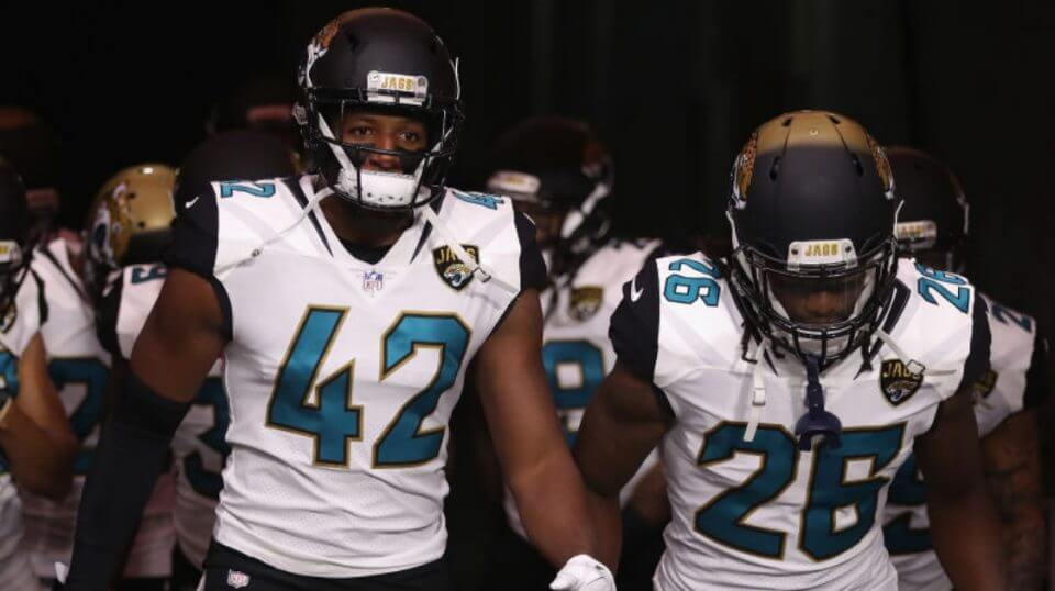 sale retailer ddefc 92999 Jaguars Players Will Not Be Benched After Incident in London ...