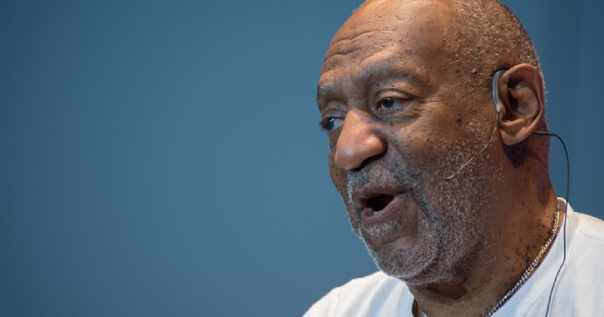 Television and movie celebrity Bill Cosby is pictured during a 2014 performance at the Thunder Valley Casino Resort in Lincoln, California.