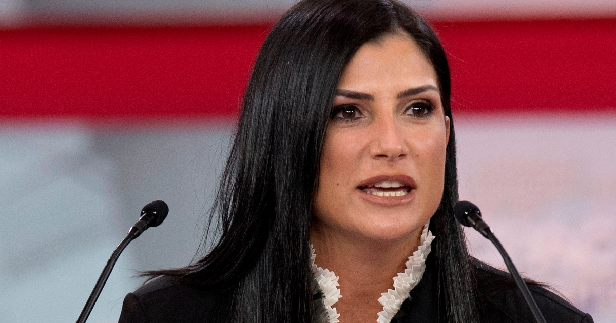 Dana Loesch speaks during the 2018 Conservative Political Action Conference