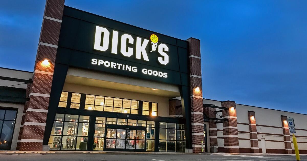 tre store dicks