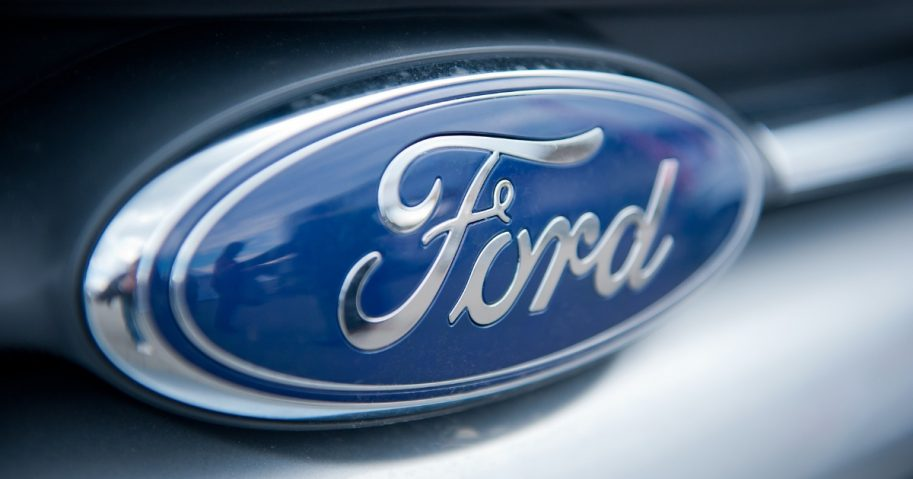 Ford Motors Logo