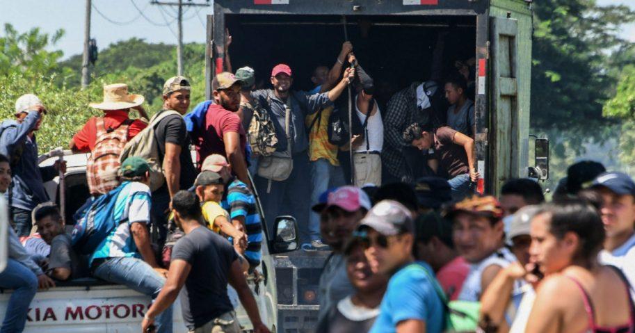 Honduras Immigrants