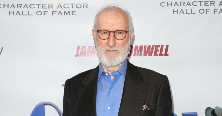 Actor James Cromwell attends the 2018 Carney Awards at The Broad Stage on Oct. 28, 2018, in Santa Monica, California.