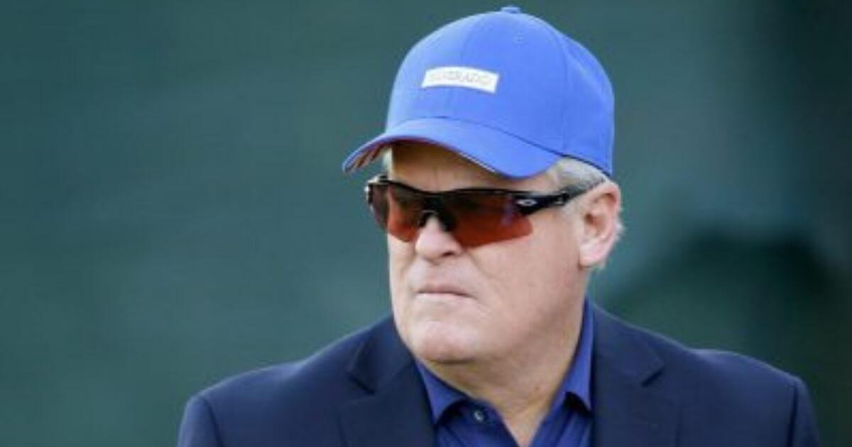 Hall of Fame golfer Johnny Miller