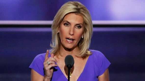 Conservative commentator Laura Ingraham.