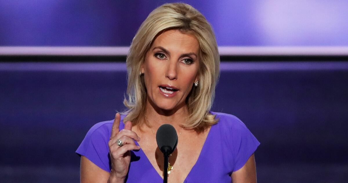 Conservative commentator Laura Ingraham.