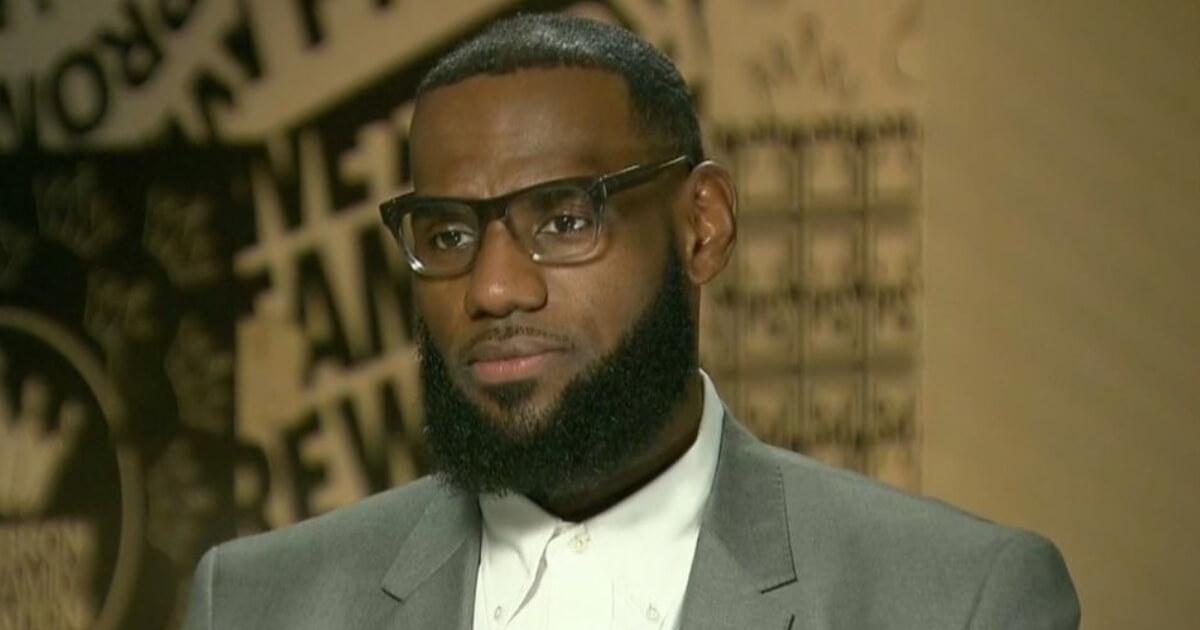 LeBron James interview