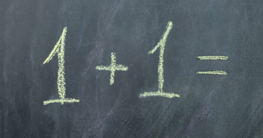 Math Chalkboard