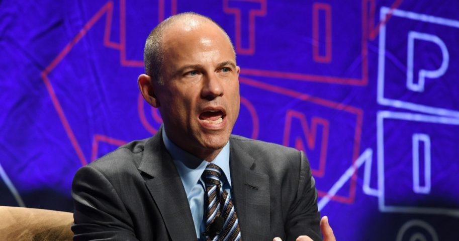 Michael Avenatti at Politicon