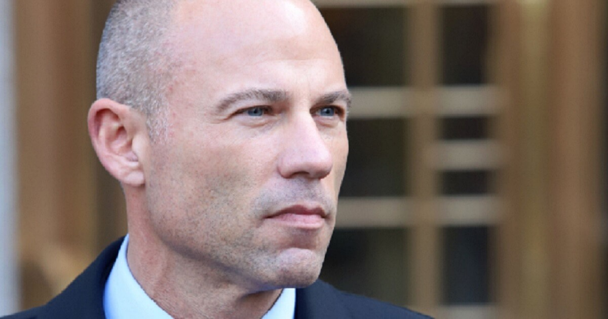 Michael Avenatti file picture.