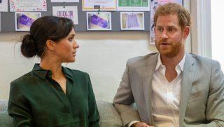Prince Harry Meghan Markle Unhappy