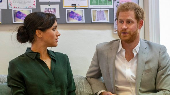 Prince Harry Meghan Markle Unhappy
