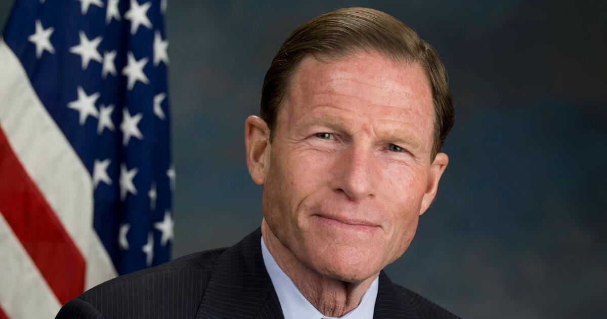 Democratic Sen. Richard Blumenthal
